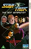 Star Trek The Next Generation: Volume 89 - All Good Things 1 & 2 [VHS]