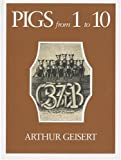 Pigs from 1 to 10 (0395585198) by Arthur Geisert
