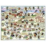 Queens Culture Map Poster