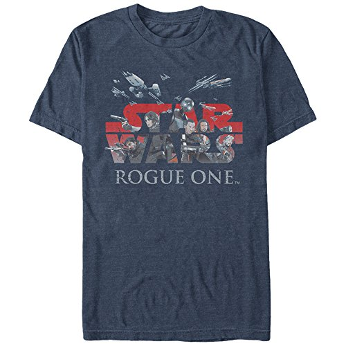 Star Wars Rogue One Hero Logo T-Shirt