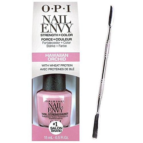 OPI - Rinforzante colorato per unghie Nail Envy, 4 tonalità disponibili, colore: rosa