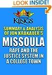 Missoula: by Jon Krakauer: Rape and t...