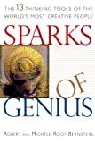 img - for Sparks of Genius: The Thirteen Thinking Tools of the World's Most Creative People book / textbook / text book