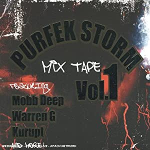 Mobb Deep - The Purfek Storm Chronicles