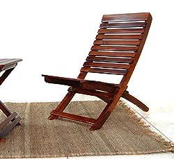 Sheesham wood Folding outdoor chiar