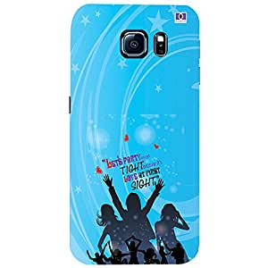 Tight Sight - Mobile Back Case Cover For Samsung Galaxy S6 Edge Plus