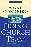 img - for Doing Church as a Team book / textbook / text book