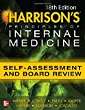 img - for By Charles Wiener - Harrisons Principles of Internal Medicine Self-Assessment and Board Review 18th Edition (18th Edition) (6/17/12) book / textbook / text book