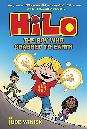 Hilo Book 1: The Boy Who Crashed to Earth ISBN-13 9780385386173