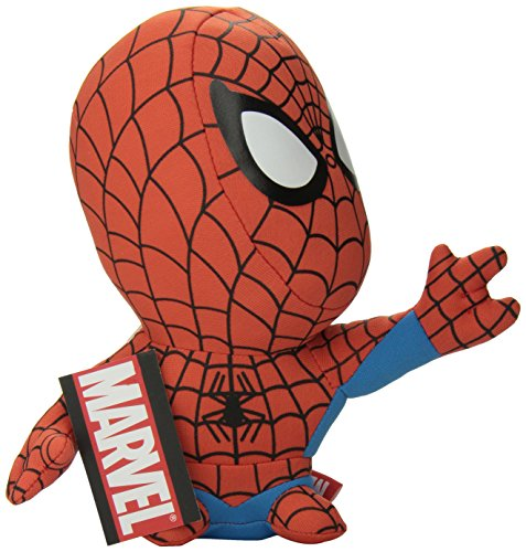 Comic Images Super Deformed Spiderman Plush Toy