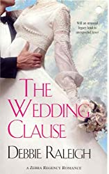 The Wedding Clause (Zebra Regency Romance)