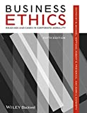 img - for Business Ethics: Readings and Cases in Corporate Morality book / textbook / text book