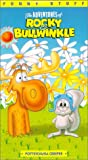 The Adventures of Rocky and Bullwinkle, Vol. 9: Pottsylvania Creeper [VHS]
