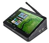 Odys Winbox 17,8 cm (7 Zoll) Smart Mini PC (Intel Atom Quadcore Prozessor  Z3736F, 2GB RAM, 32GB Flash HDD, Windows 10 Home)