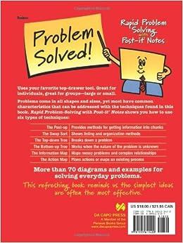 rapid problem solving