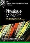 Physique MP-MP*: Classes pr�paratoire...