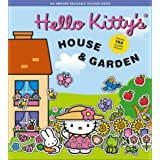Hello Kitty's House and Garden: A Reusable Sticker Bookby Thea Feldman