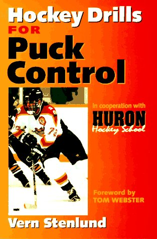 Image for Hockey Drills for Puck Control