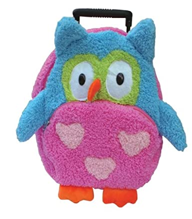 POPATU - Owl Trolley Bag