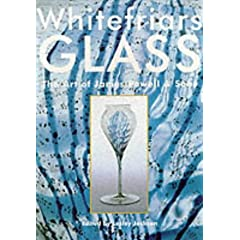Glassblower.Info - Whitefriars Glass Art Books