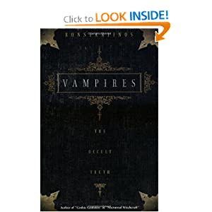 Vampires The Occult Truth - Konstantinos