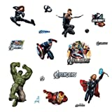 RoomMates Avengers Peel and Stick Wall Decals