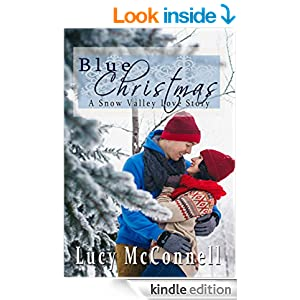 Blue Christmas: A Christmas in Snow Valley Romance