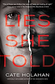 Book Cover: Lies She Told
