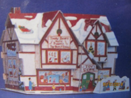 "Hometown Collection ""Toy Shoppe"" 3-D Puzzle by Rose Art"