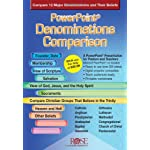 Denominations Comparison (PowerPoint presentation) (Denominations Comparison Chart)