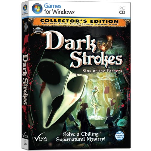 Mystery Masters Dark Strokes: Sins of the Fathers – Collector's Edition