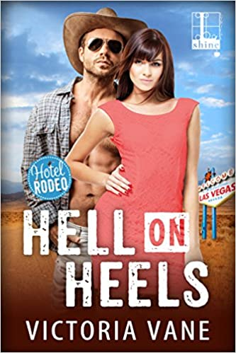 Monday Give Away: Winner of HELL ON HEELS by Victoria Vane