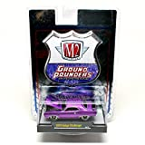 1970 Dodge Challenger (Purple) M2 Machines Ground Pounders Release 4 2010 Castline Premium... by M2 Machines