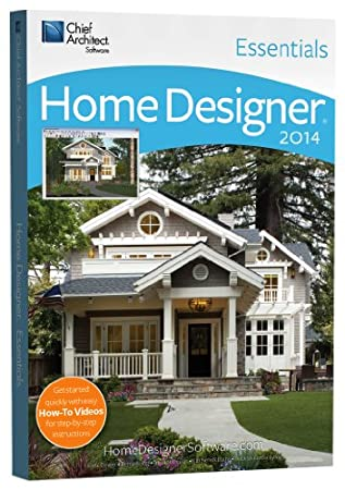 Home Designer Essentials 2014