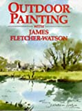 img - for Outdoor Painting book / textbook / text book