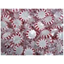 Fisher Peppermint Candy White Center, 25-Pound Package