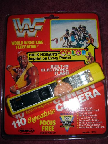 hulk hogan camera