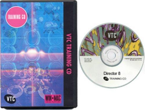 Macromedia Director 8.0 Training CD