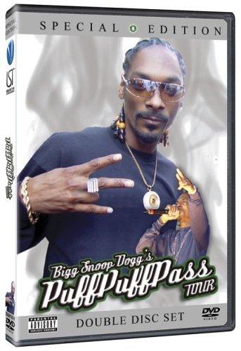 DVD : Snoop Dogg - Bigg Snoop Dogg's Puff Puff Pass Tour (Special Edition, 2 Disc)