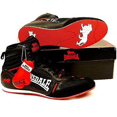 NEW-LONSDALE-BOXING-SHOES-TYPHOON-KIDS-ADULT-BOOTS-UK