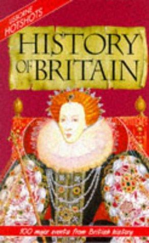 History of Britain (Usborne Hotshots)