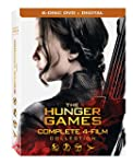 The Hunger Games: Complete 4 Film Col...