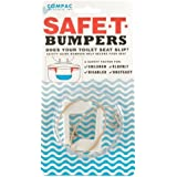 Safe-T-Bumpers Toilet Seat Stabilizers