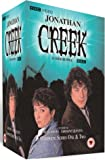 Jonathan Creek: Complete Series 1 and 2 [VHS] [1997]