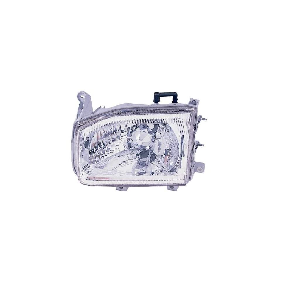 Depo 315 1136L AS Nissan Pathfinder Driver Side Replacement Headlight Assembly