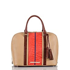 Vivian Dome Satchel<br>Pimento Lady Vineyard