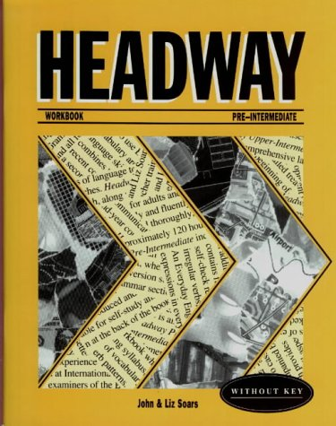 Headway: Pre-intermediate Workbook (without Key)