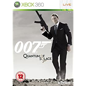 Quantum of Solace (Xbox 360)