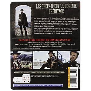 Sergio Leone : La trilogie du dollar [Blu-ray]