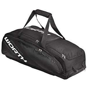 Worth Coach Catcher Travel Equipment Bag , Black  by Worth
